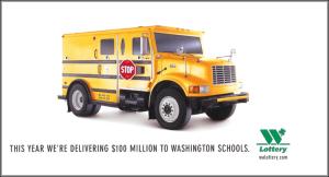 Armored School Bus
