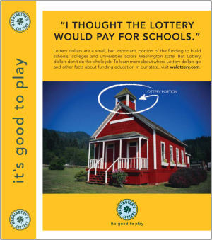 Red Schoolhouse Flyer